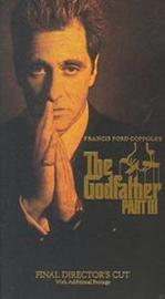 Godfather, The - Part 3 (2 Disc) on DVD