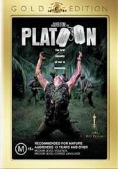 Platoon Gold Edition on DVD