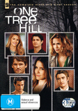 One Tree Hill - The Complete 9th Season (Final Season) DVD
