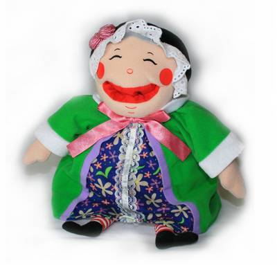 Old Lady Doll image