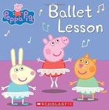 Ballet Lesson by Elizabeth Schaefer