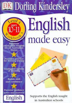 English Made Easy Level 4 (Age 10-11): Workbook 3 by Dorling Kindersley