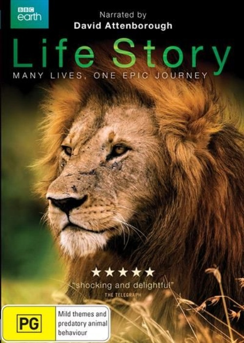Life Story on DVD image