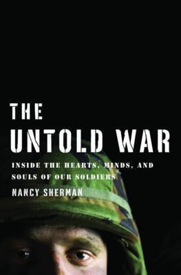 The Untold War by Nancy Sherman image