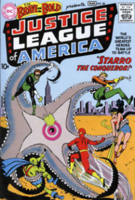 Justice League Of America Omnibus Vol. 1 by Various ~