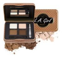 LA Girl Inspiring Brow Kit - Medium & Marvelous