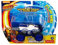 Blaze & the Monster Machines: Flip And Race Vehicle (Darington)