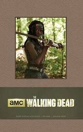 Walking Dead Ruled Journal - Michonne by Insight Editions