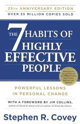 The 7 Habits of Highly Effective People by Stephen R Covey image