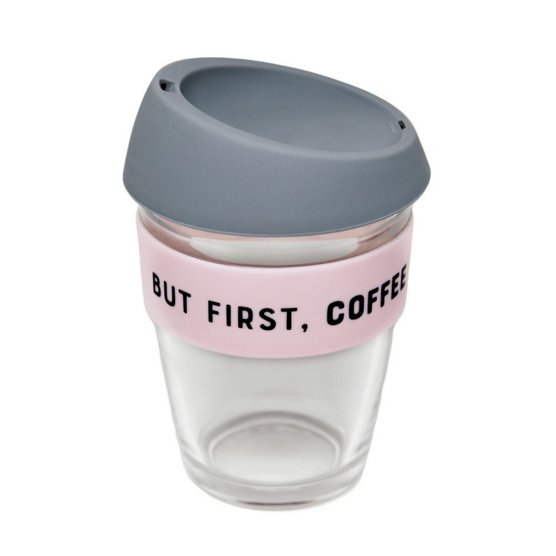 General Eclectic: Takeaway Cup - But First (340ml) image