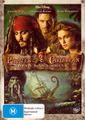 Pirates of the Caribbean - Dead Man's Chest on DVD