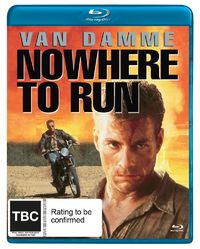 Nowhere to Run on Blu-ray