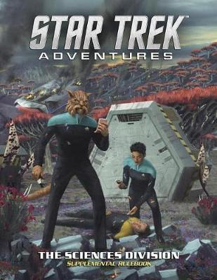 Star Trek Adventures RPG: The Sciences Division