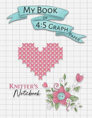 Knitter's Notebook - My Book of 4 by Fun Time Knitting