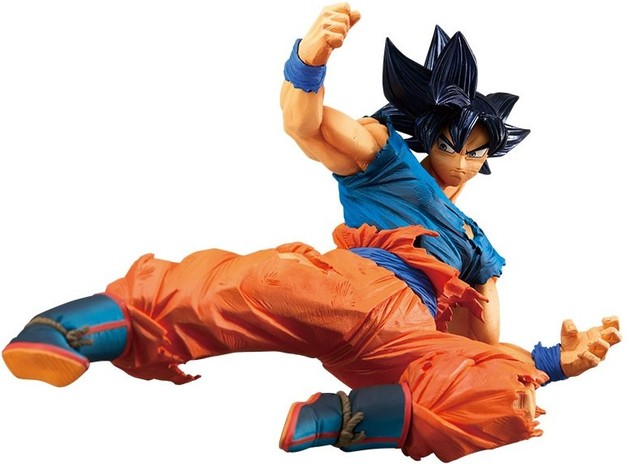 Dragon Ball: Goku Ultra Instinct (Omen) - PVC Figure