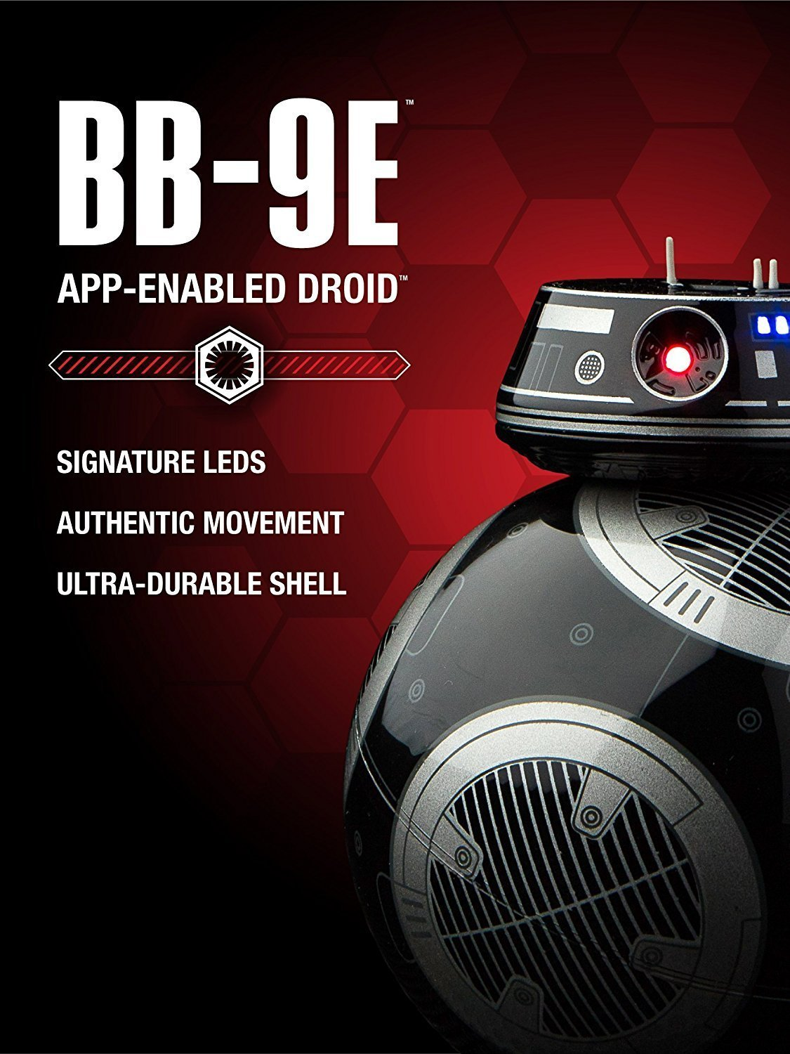 Sphero BB9E Droid Smart Robot [Certified Refurbished] image