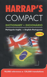 Portuguese Compact Dictionary: Portuguese-Ingles - English-Portuguese
