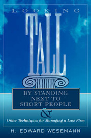 Looking Tall by Standing Next to Short People by H. Edward Wesemann image