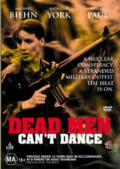 Dead Men Can't Dance on DVD