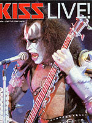 """Kiss"" Live! by Mick St.Michael image"