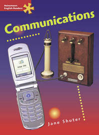 Heinemann English Readers Advanced Non-Fiction: Communications image