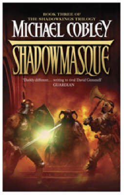 Shadowmasque by Michael Cobley image