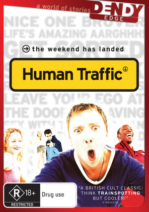 Human Traffic on DVD image