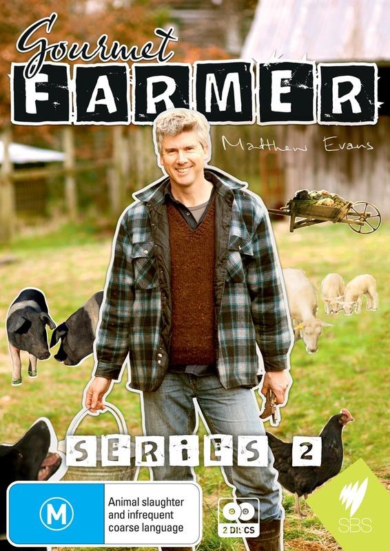 Gourmet Farmer - Series 2 on DVD