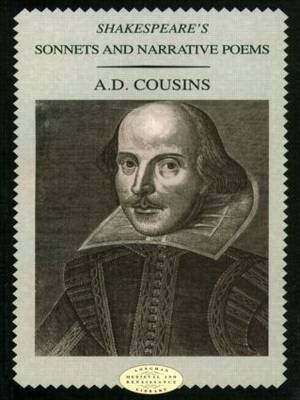 Shakespeare's Sonnets and Narrative Poems by A.D. Cousins image