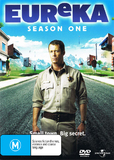 Eureka - Season 1 (3 Disc Set) on DVD