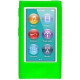 Gecko GLOW Case for iPod nano 7G (Green)