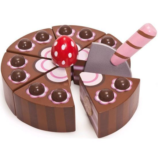 Le Toy Van: Honeybake - Chocolate Birthday Cake image