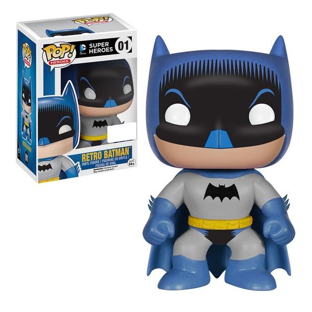 Batman 1950s Comic Pop! Heroes Vinyl Figure