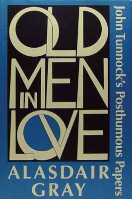 Old Men in Love by Alasdair Gray image