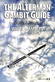The Alterman Gambit Guide by Boris Alterman image