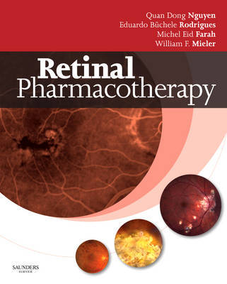 Retinal Pharmacotherapy by Quan Dong Nguyen image