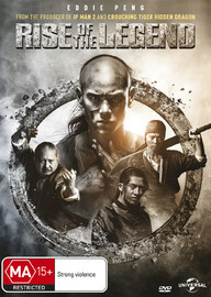 Rise Of The Legend on DVD