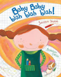 Baby Baby Blah Blah Blah! by Jonathan Shipton image