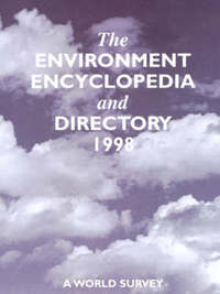 The Environment Encyclopedia and Directory by Europa Publications image