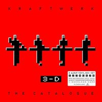 3-D The Catalogue [Deluxe Edition] (9LP Boxset) by Kraftwerk image