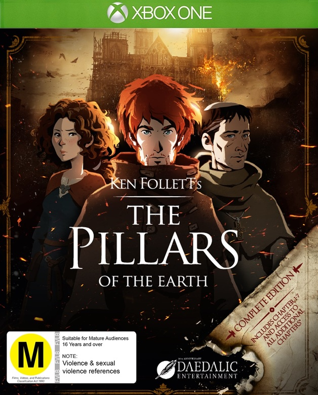 The Pillars of the Earth for Xbox One