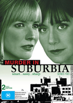 Murder In Suburbia - Series 2 (2 Disc Set) on DVD