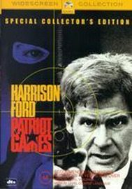 Patriot Games on DVD