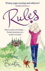 Rules by Jane Beaton image