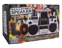 Build A Boombox - Cardboard Speaker