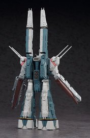 1/4000 SDF-1 Macross Forced Attack Type w/Prometheus & Daedalus - Model Kit image