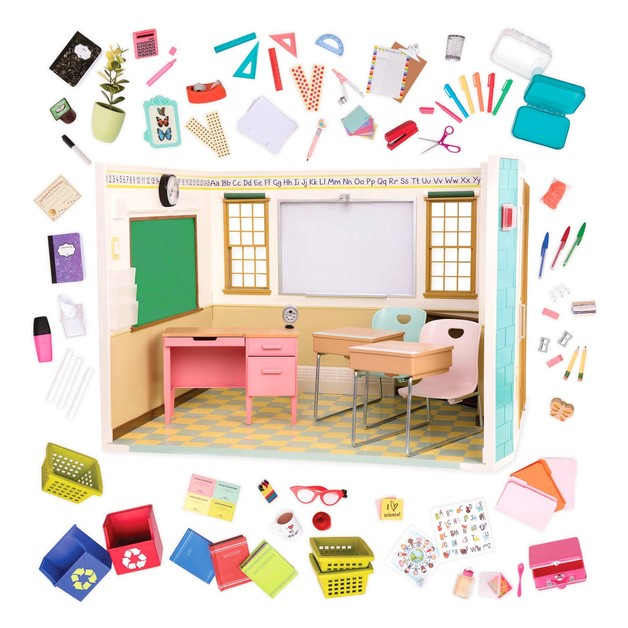 Our Generation: Deluxe Playset - School Room