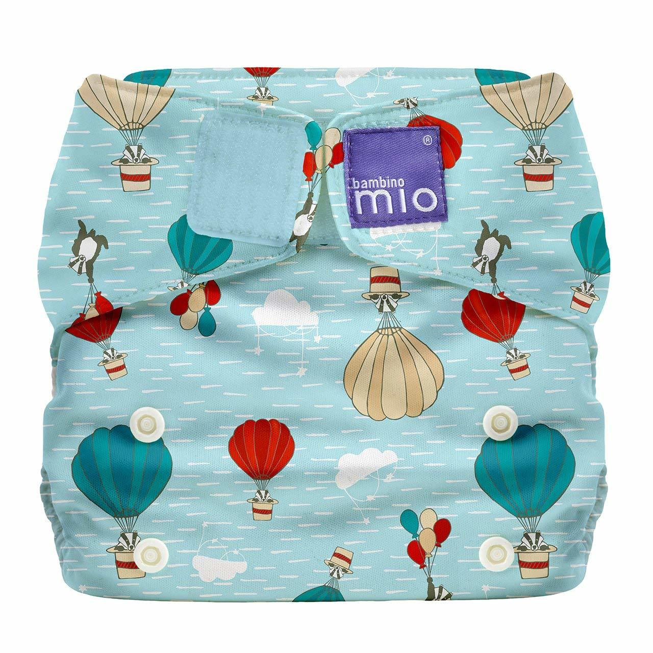 Bambino Mio: Miosolo All-in-One Nappy - Sky Ride image