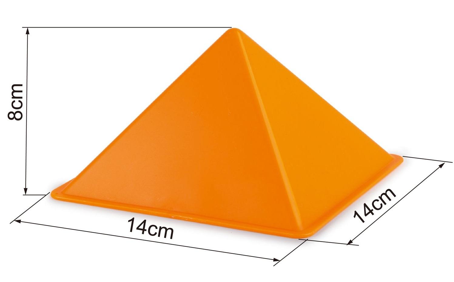 Hape: Pyramid Sand Shaper image