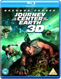 Journey to the Center of the Earth (3D) on Blu-ray
